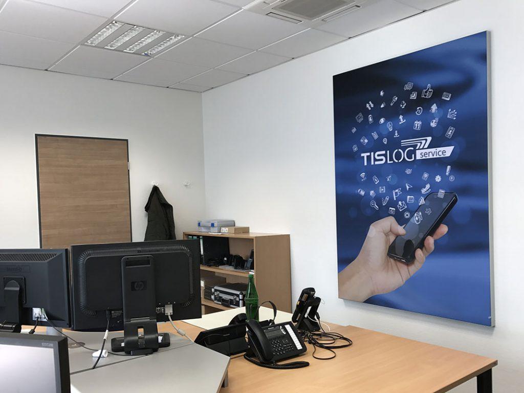 TIS Tower - Räumlichkeiten des Telematikanbieters TIS GmbH in Bocholt