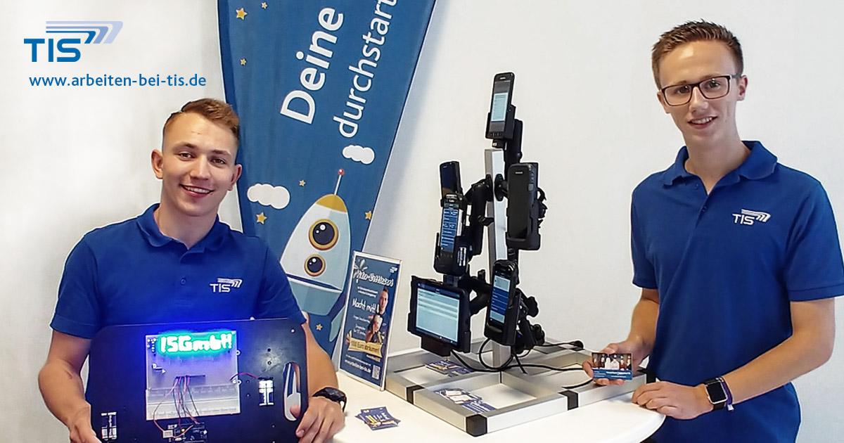 Philippe Kamps und Tobias van der Linde | TIS GmbH
