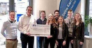 Schülerwettbewerb der TIS GmbH - Preisübergabe