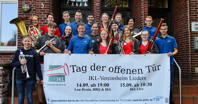 TIS GmbH unterstützt IKL Bocholt
