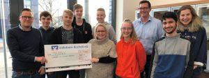 Videowettbewerb der TIS GmbH für Schüler - Preisübergabe