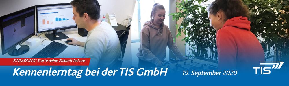 Kennenlerntag bei der TIS GmbH