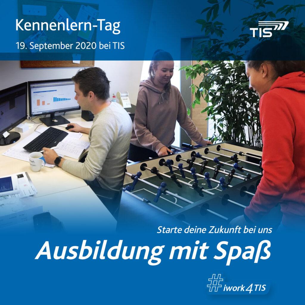 Kennenlerntag bei der TIS GmbH in Bocholt