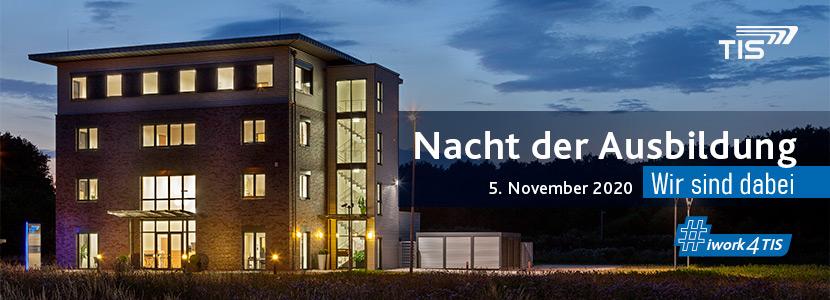 Nacht der Ausbildung, Bocholt. 2020