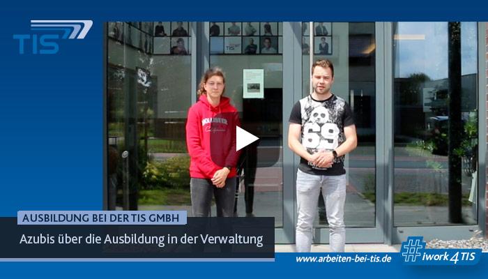 Ausbildung in der Verwaltung bei der TIS GmbH