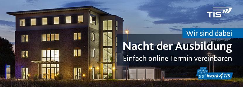 Nacht der Ausbildung, Bocholt, 2020, online