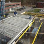 Bauphase Anbau | TIS GmbH
