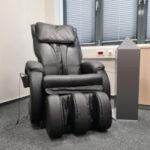 Unser eigener Massagestuhl | TIS GmbH