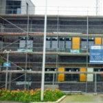 Die Bauphase unseres Anbaus | TIS GmbH
