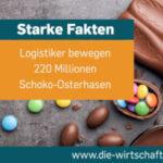 Logistik an Ostern | TIS GmbH