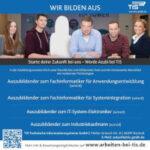 Ausbildungsstellen 2021 | TIS GmbH
