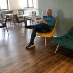 Mittagspause im TIS Café | TIS GmbH