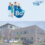80 Mitarbeiter bei der TIS GmbH