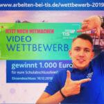 Ankündigung Videowettbewerb | TIS GmbH