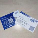 Azubi Visitenkarten | TIS GmbH