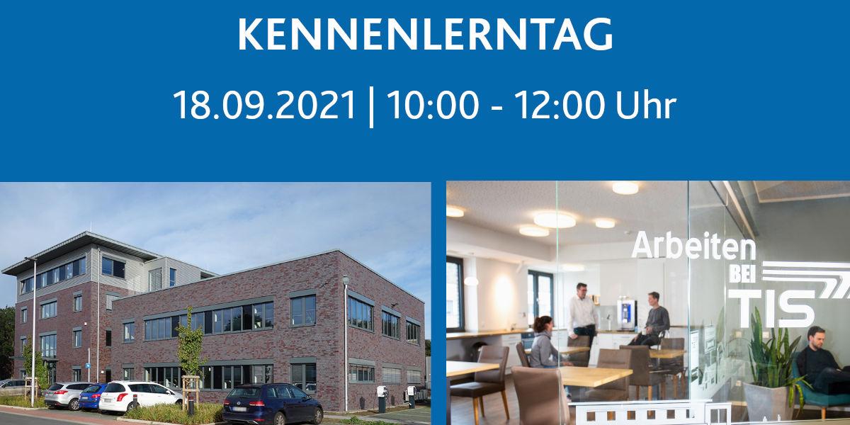 Kennenlerntag bei der TIS GmbH | Ausbildung 2022