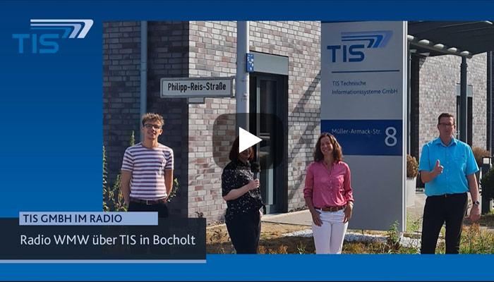 WMW Bocholt Interview   TIS GmbH